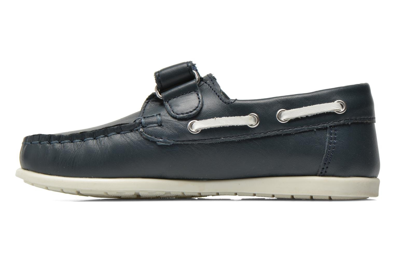 Loafers Chicco Crem Blue front view