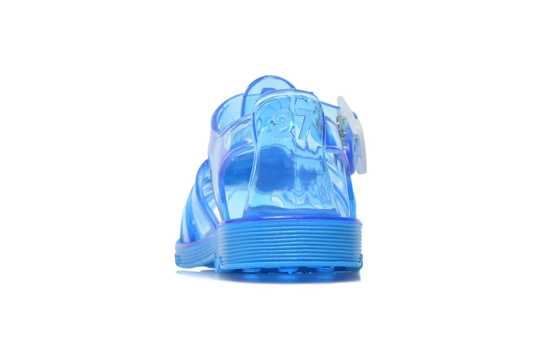 Sandales et nu-pieds Chicco Maxim Bleu vue droite