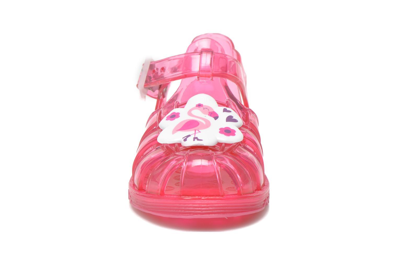 Sandales et nu-pieds Chicco Maxim Rose vue portées chaussures