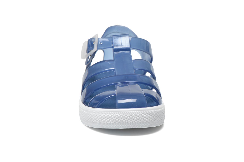 Sandales et nu-pieds Chicco Mike Bleu vue portées chaussures