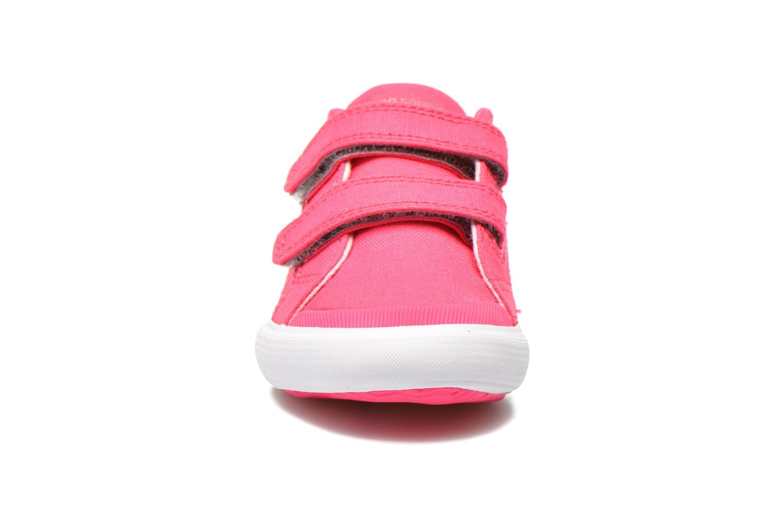 Trainers Le Coq Sportif Saint Gaetan Inf Pink model view