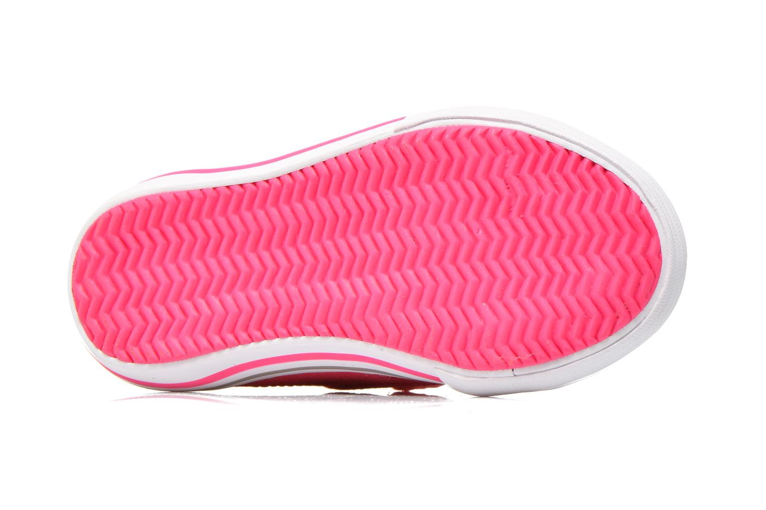 Trainers Le Coq Sportif Saint Gaetan Inf Pink view from above