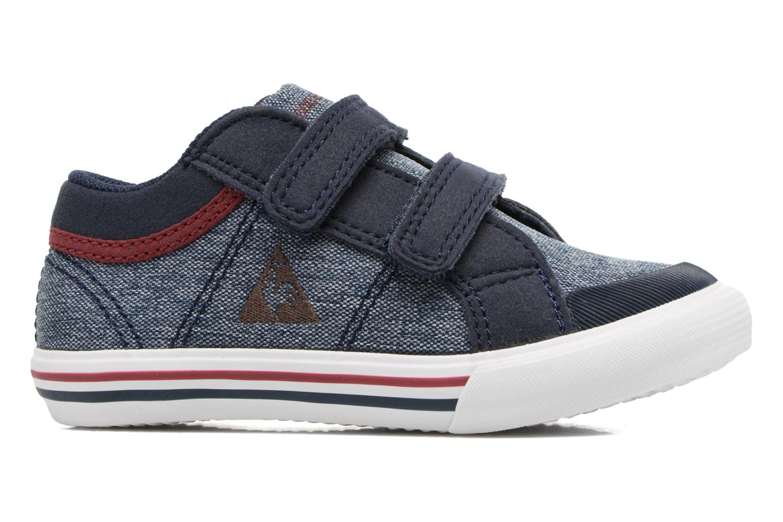 Sneakers Le Coq Sportif Saint Gaetan Inf Blå se bagfra