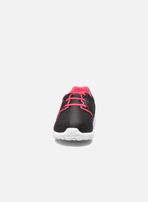 Trainers Le Coq Sportif Dynacomf INF Mesh Black model view