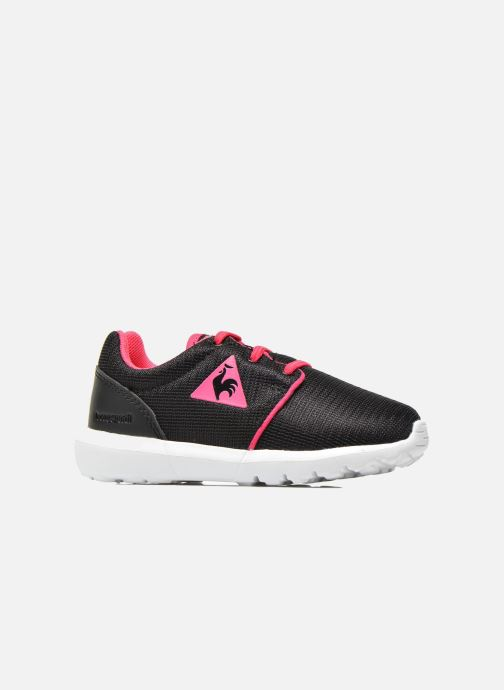 Trainers Le Coq Sportif Dynacomf INF Mesh Black back view