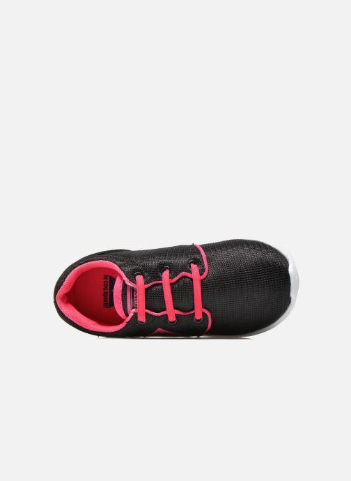 Sneakers Le Coq Sportif Dynacomf INF Mesh Nero immagine sinistra