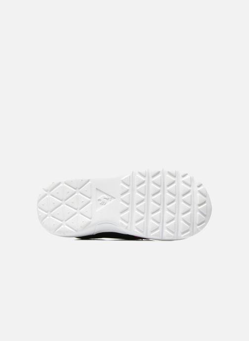 Sneakers Le Coq Sportif Dynacomf INF Mesh Nero immagine dall'alto