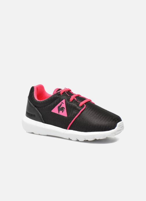 Trainers Le Coq Sportif Dynacomf INF Mesh Black detailed view/ Pair view