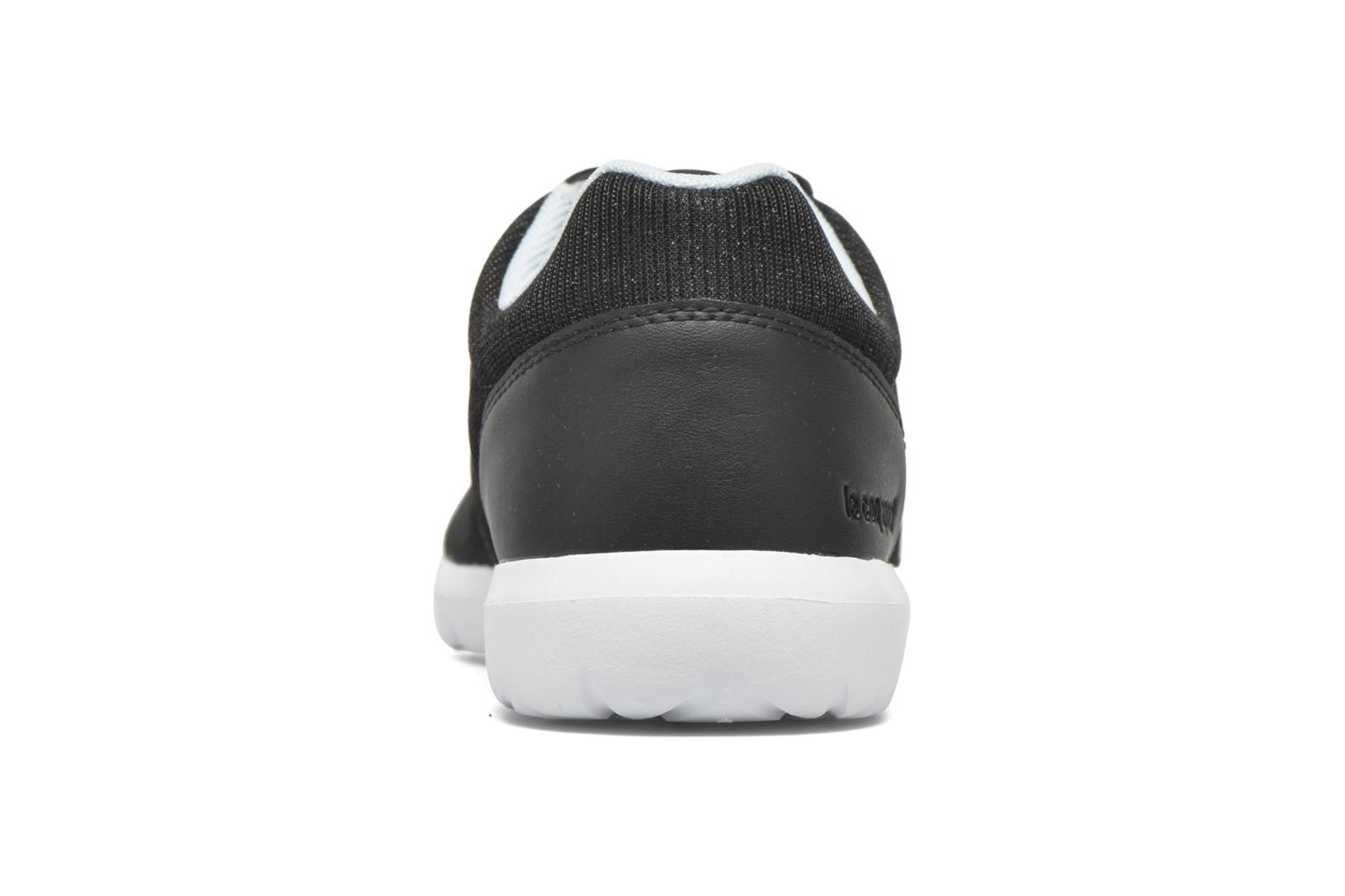 Trainers Le Coq Sportif Dynacomf GS Black view from the right