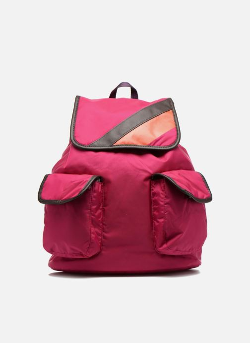 Rucksacks Bensimon Authentic backpack Pink detailed view/ Pair view