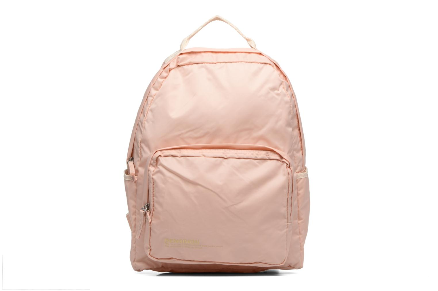 Sacs à dos Bensimon Color backpack Rose vue détail/paire