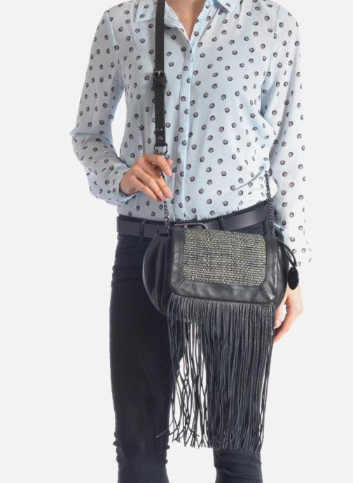 Handtaschen BeckSönderGaard W-Najma schwarz ansicht von unten / tasche getragen