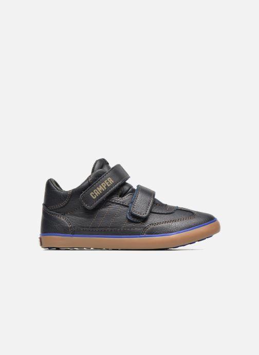 Sneaker Camper Pursuit Mid V blau ansicht von hinten