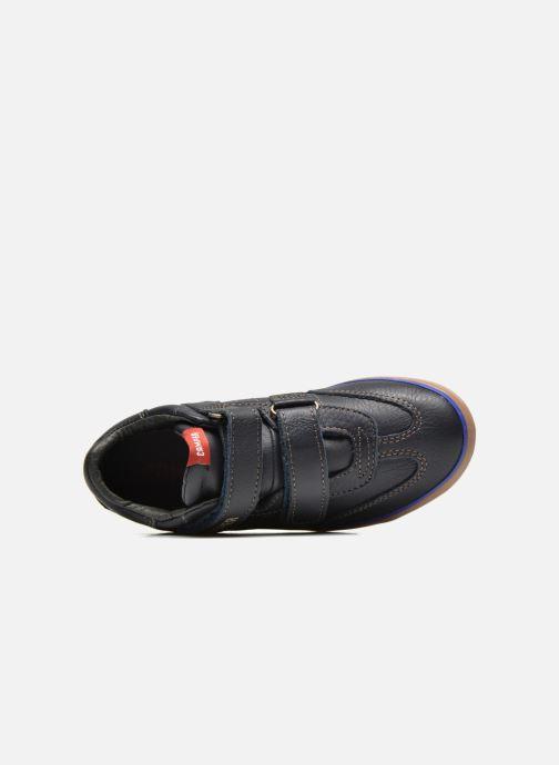 Sneaker Camper Pursuit Mid V blau ansicht von links