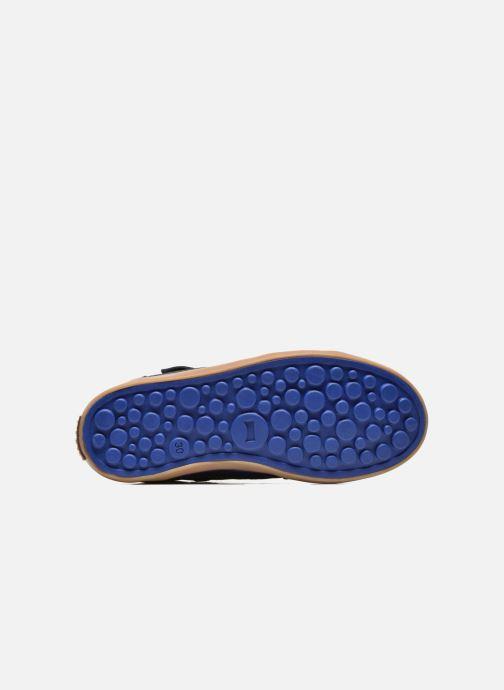 Sneaker Camper Pursuit Mid V blau ansicht von oben