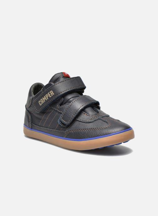 Sneaker Camper Pursuit Mid V blau detaillierte ansicht/modell