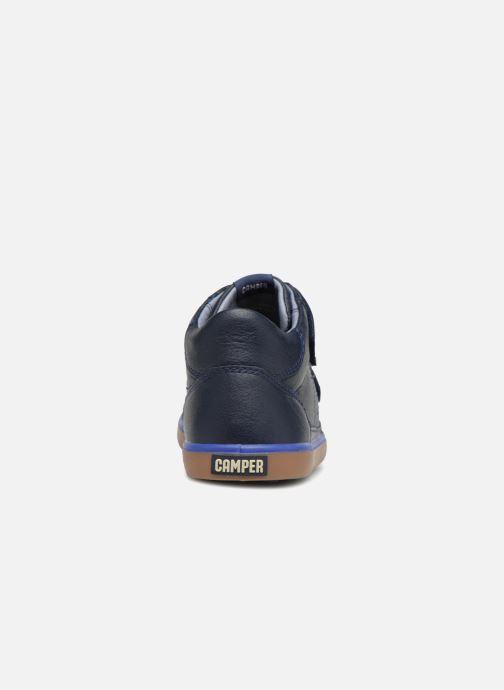 Sneakers Camper Pursuit Mid V Blauw rechts