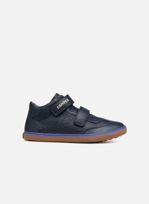 Sneakers Camper Pursuit Mid V Blauw achterkant