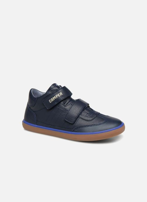 Sneakers Camper Pursuit Mid V Blauw detail