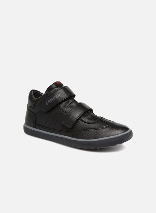 Trainers Camper Pursuit Mid V Black detailed view/ Pair view