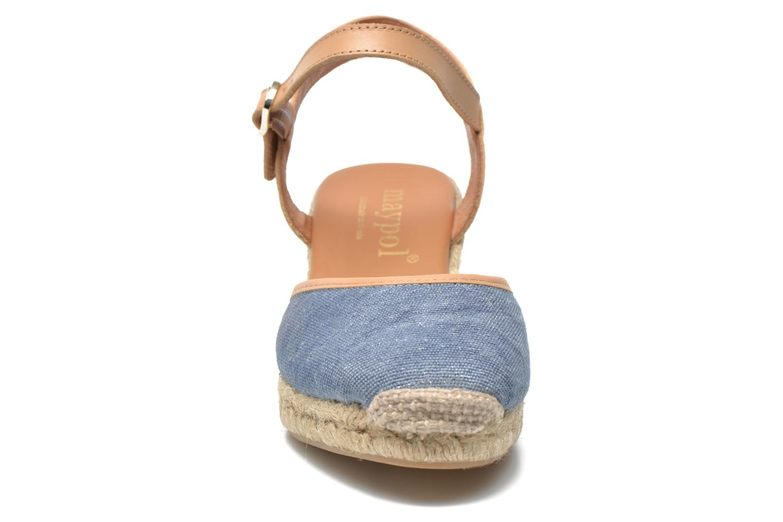 Sandaler Maypol Lolita Blå se skoene på