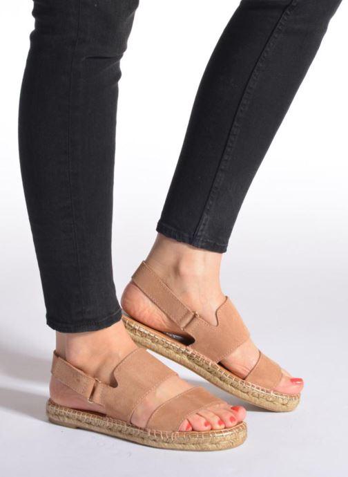Sandali e scarpe aperte Maypol Moss Nero immagine dal basso