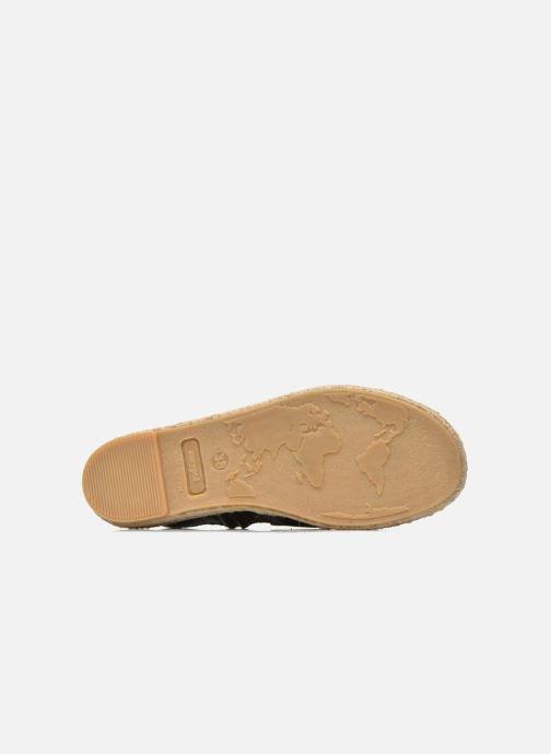 Sandali e scarpe aperte Maypol Moss Nero immagine dall'alto