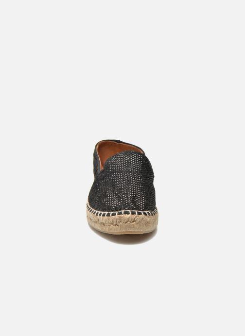 Scarpe di corda Maypol Susan Nero modello indossato