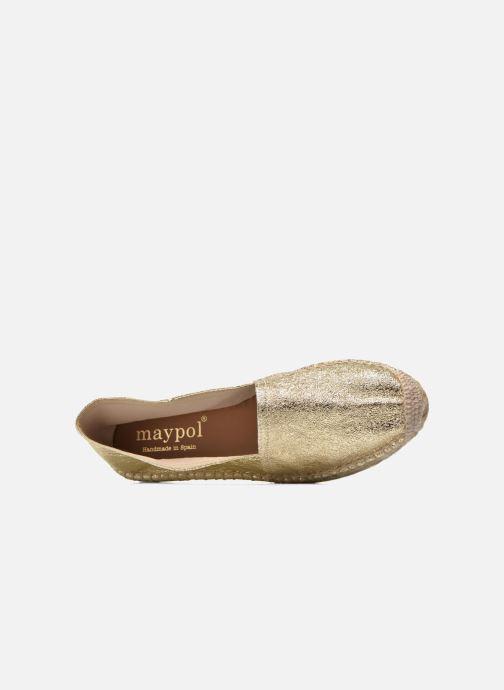 Maypol Samba (Gold (Gold Samba bronze) - Espadrilles bei Más cómodo ab4380