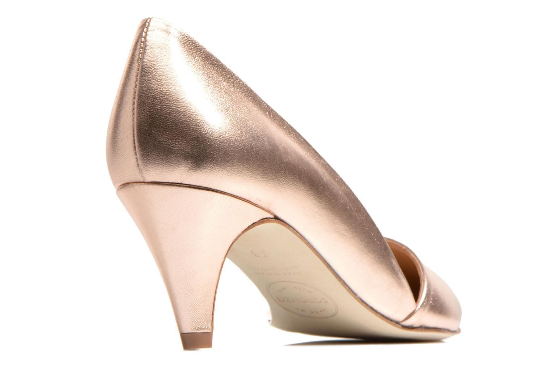 Zapatos de tacón Made by SARENZA Loulou au Luco #3 Rosa vista de frente