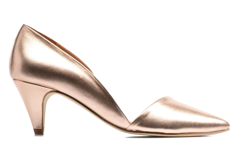 Zapatos de tacón Made by SARENZA Loulou au Luco #3 Rosa vista de detalle / par