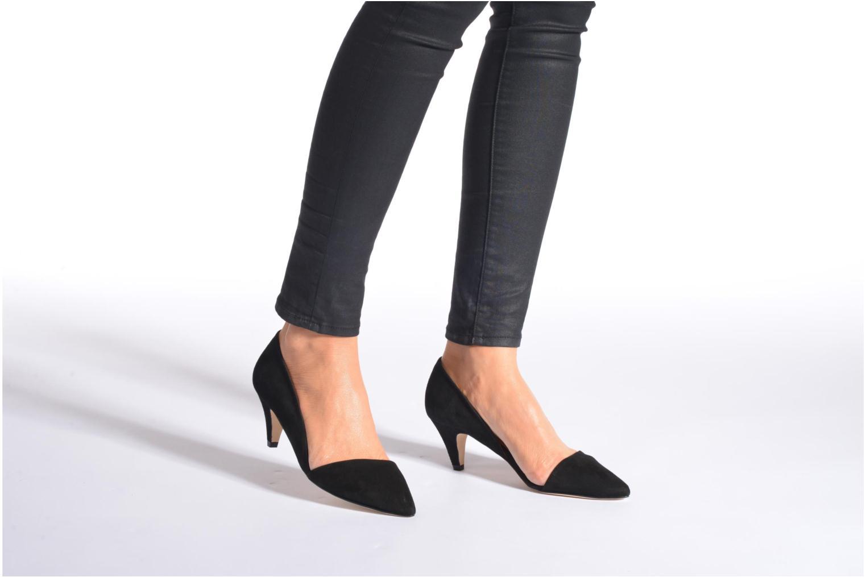 Zapatos de tacón Made by SARENZA Loulou au Luco #3 Negro vista de abajo