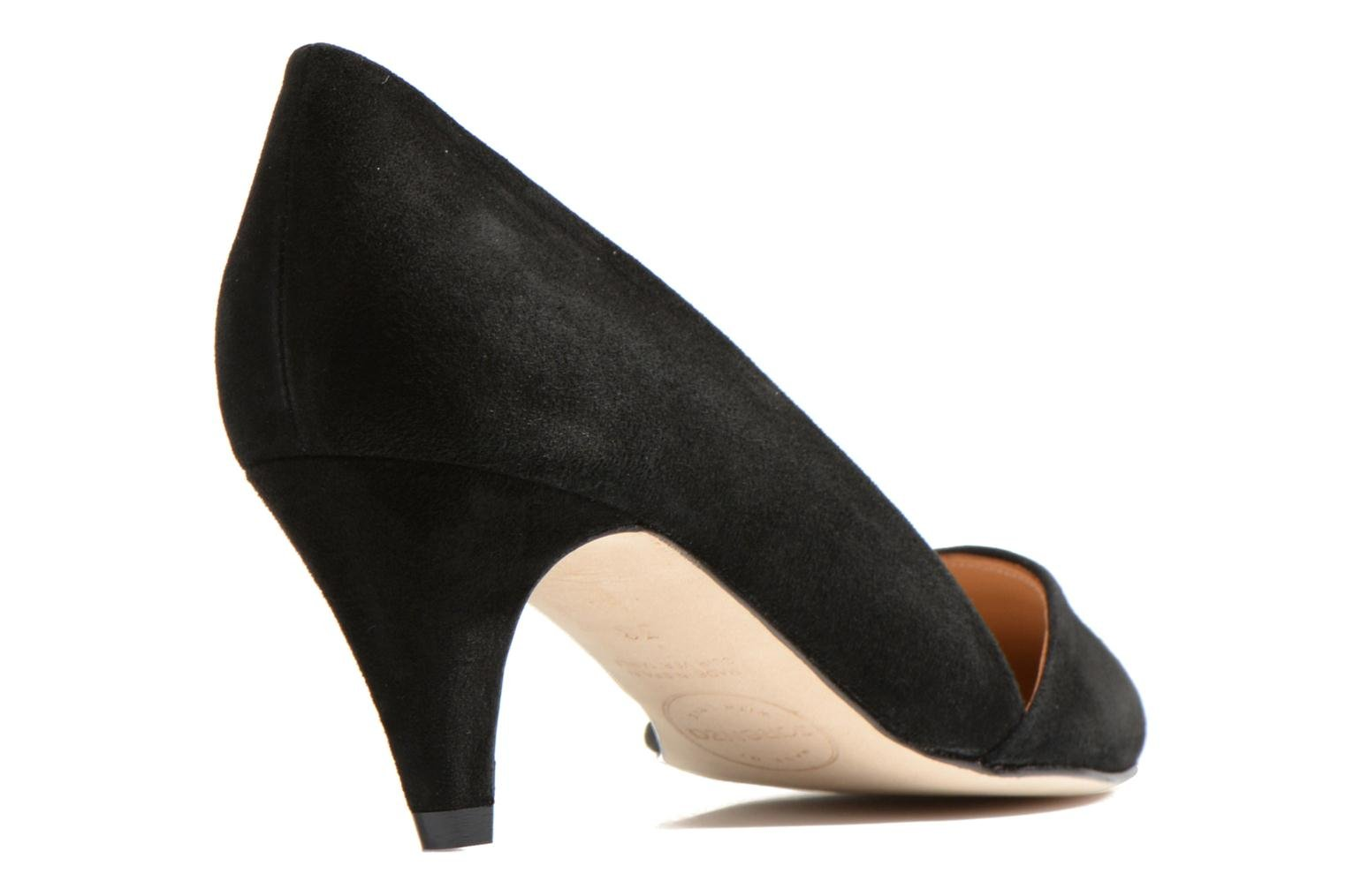 Pumps Made by SARENZA Loulou au Luco #3 Zwart voorkant