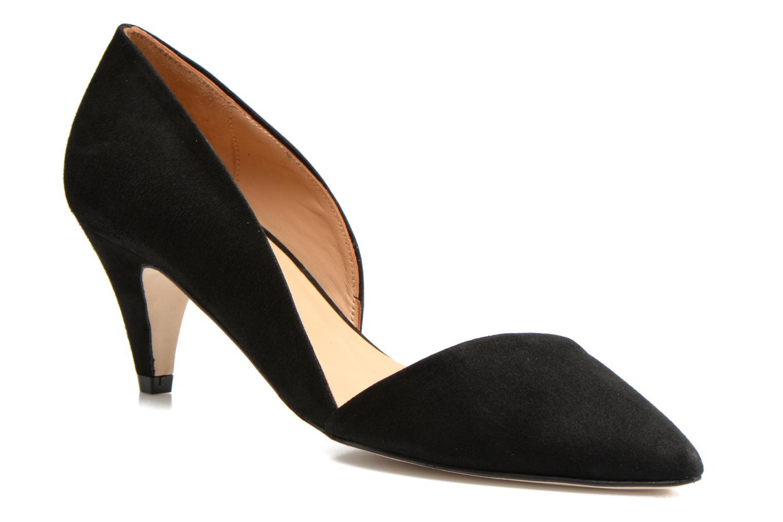 Zapatos de tacón Made by SARENZA Loulou au Luco #3 Negro vista lateral derecha