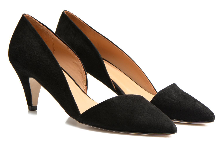 Zapatos de tacón Made by SARENZA Loulou au Luco #3 Negro vistra trasera