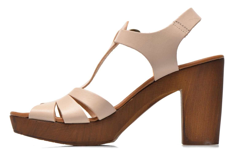 Sandals Georgia Rose Dobois Beige front view