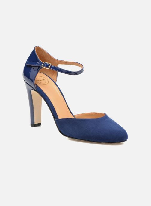 High heels Made by SARENZA Loulou au Luco #2 Blue view from the right