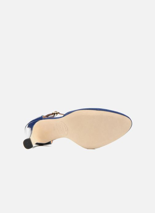 High heels Made by SARENZA Loulou au Luco #2 Blue view from above
