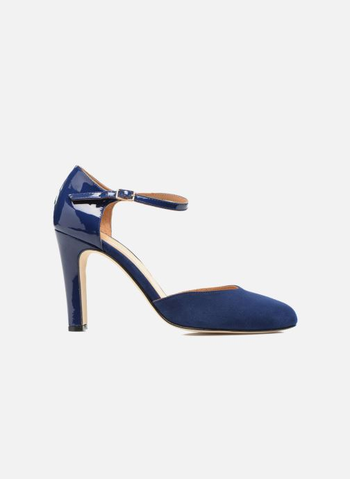 High heels Made by SARENZA Loulou au Luco #2 Blue detailed view/ Pair view