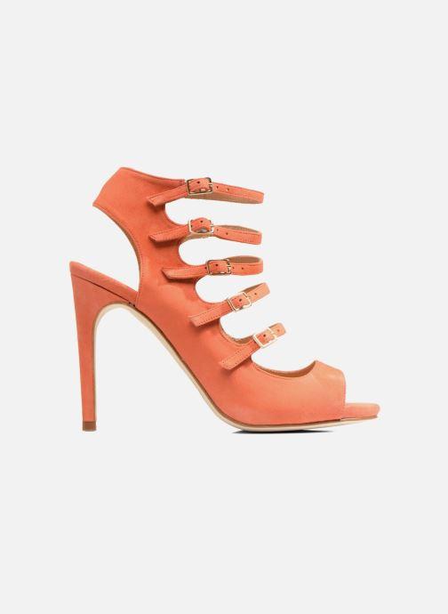 Sandalias Made by SARENZA Loulou au Luco #7 Naranja vista de detalle / par