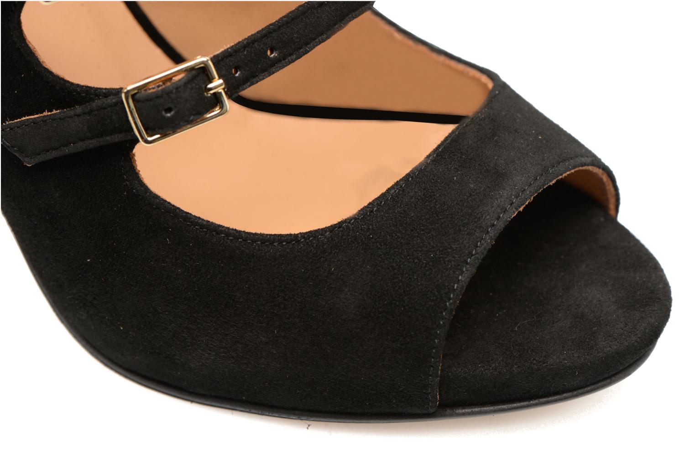 Sandales et nu-pieds Made by SARENZA Loulou au Luco #7 Noir vue gauche
