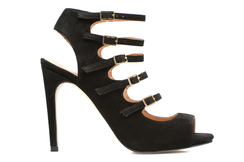 Sandales et nu-pieds Made by SARENZA Loulou au Luco #7 Noir vue détail/paire