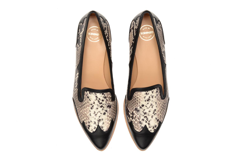 Mocassins Made by SARENZA Seven Tease #1 Noir vue portées chaussures