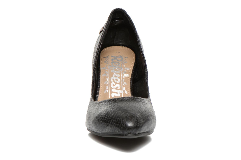 Escarpins Refresh Baltou Noir vue portées chaussures