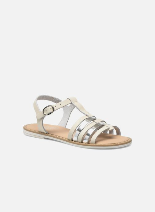 Sandalen I Love Shoes Dobrides Wit detail