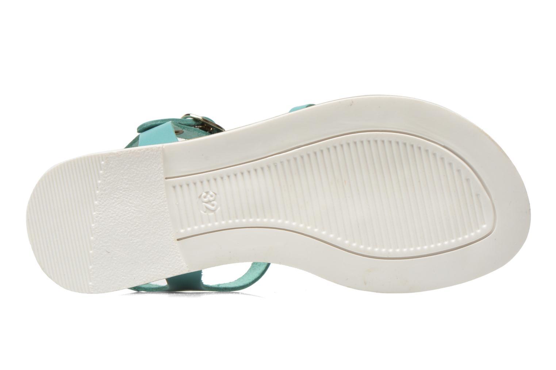 Sandalias I Love Shoes Dobrides Azul vista de arriba