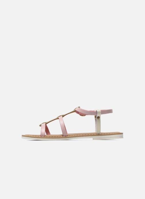 Sandales et nu-pieds I Love Shoes Dolsa Rose vue face