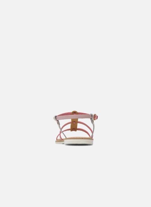 Sandales et nu-pieds I Love Shoes Dolsa Rose vue droite
