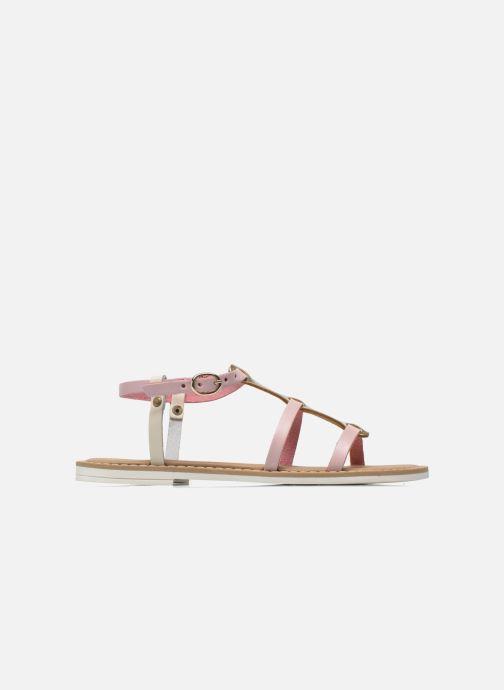 Sandales et nu-pieds I Love Shoes Dolsa Rose vue derrière