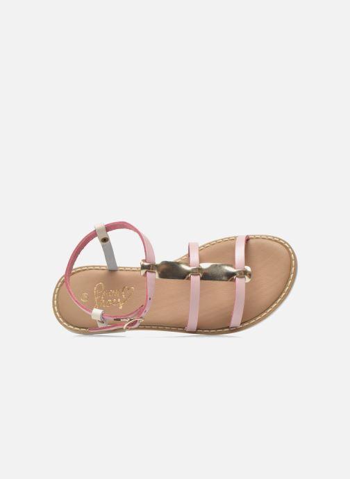 Sandales et nu-pieds I Love Shoes Dolsa Rose vue gauche